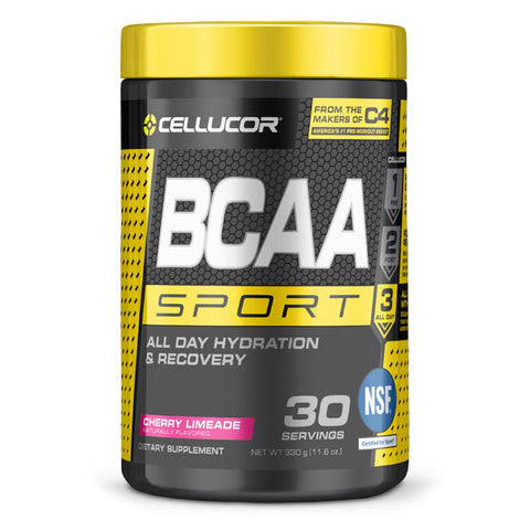 Cellucor BCAA Sport - Cherry Limeade - 30 Servings