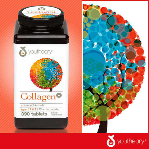 You Theory Collagen - 390 Tablets