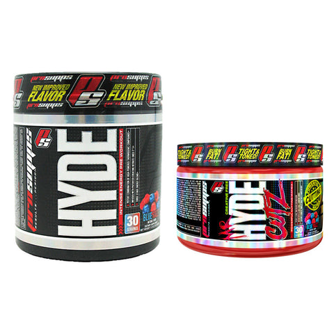 Mr Hyde & Mr Hyde Cutz - Combo (30 Servings Each)