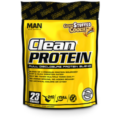 MAN Sports Clean Protein - TrueCore Supplements  - 1