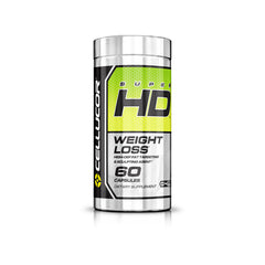 Cellucor Super HD Weight Loss - 60 Count (1 or 2 Pack)