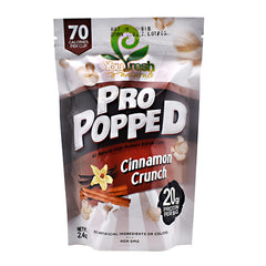 You Fresh Naturals Pro Popped - Cinnamon Crunch - 2.4 oz - 685642940640