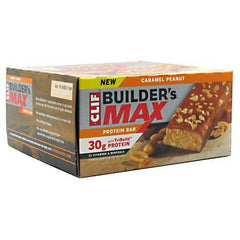 Clif Builders Builders Max - TrueCore Supplements  - 1