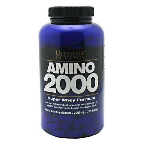 Ultimate Nutrition Amino 2000 - TrueCore Supplements