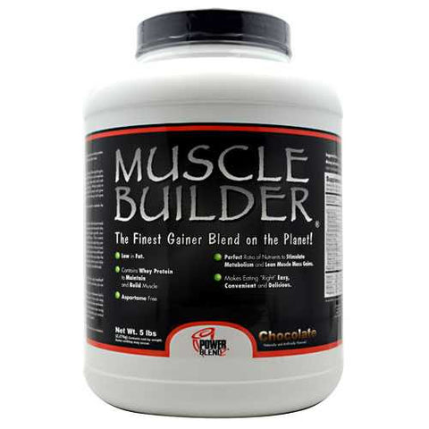 Power Blendz Muscle Builder - TrueCore Supplements