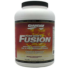 Champion Nutrition Pure Whey Fusion - TrueCore Supplements