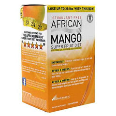 BioGenetic Laboratories African Mango Super Fruit Diet - TrueCore Supplements