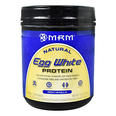 MRM Egg White Protein - Rich Vanilla - 12 oz - 609492720719