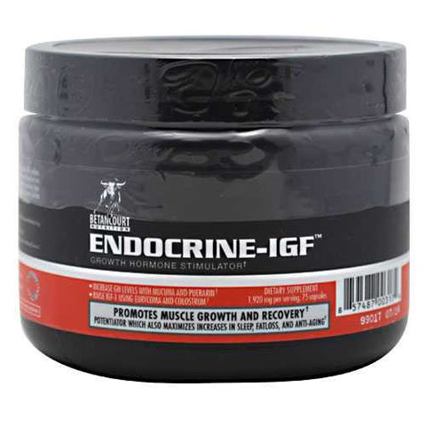 Betancourt Nutrition Endocrine-IGF - TrueCore Supplements