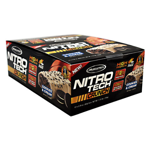 MuscleTech Nitro Tech Crunch