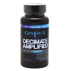 Genomyx Decimate Amplified - TrueCore Supplements