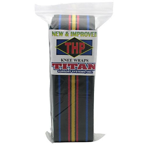 Titan Support Systems High Performance Knee Wraps