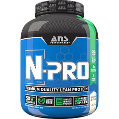ANS Performance N-Pro - Cookies & Cream - 4 lb - 799559491888