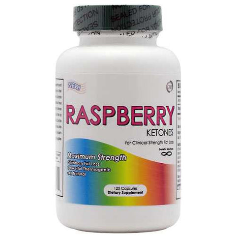 Genetic Solutions Llc Raspberry Ketones - TrueCore Supplements