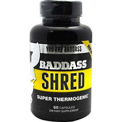 Baddass Nutrition Baddass Shred - TrueCore Supplements