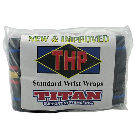 Titan Support Systems High Performance Standard Wrist Wraps