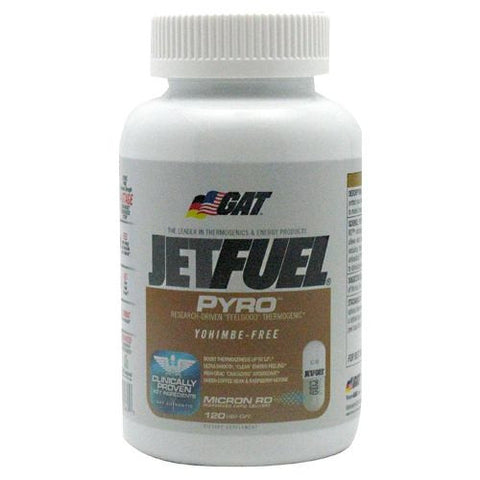GAT Jetfuel Pyro - TrueCore Supplements