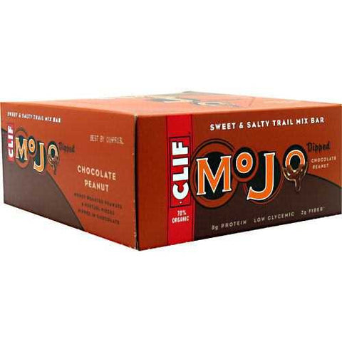 Clif Mojo Dipped Sweet & Salty Trail Mix Bar - TrueCore Supplements
