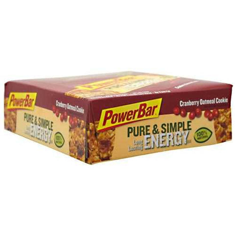 PowerBar Pure & Simple Energy Bar
