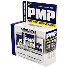 GAT Sport PMP Sample Pack - 3 Flavors - 8 Packets - 859613657022