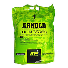 Arnold By Musclepharm Iron Mass - TrueCore Supplements  - 1