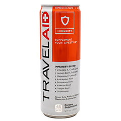 LifeAid Beverage Company TravelAid - 12 Cans - 857886006257