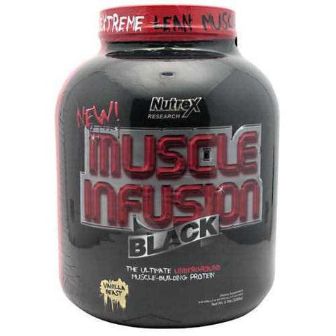 Nutrex Muscle Infusion Black - TrueCore Supplements  - 1