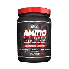 Nutrex Black Series Amino Drive - Fruit Punch - 30 Servings - 853237000936