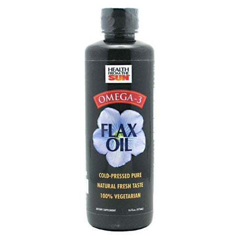 Health From The Sun Omega-3 Flax Oil