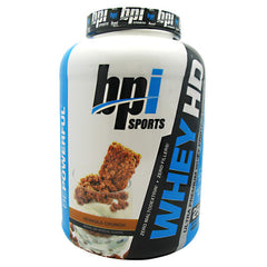 BPI Whey-HD - Granola Crunch - 57 Servings - 811213021542