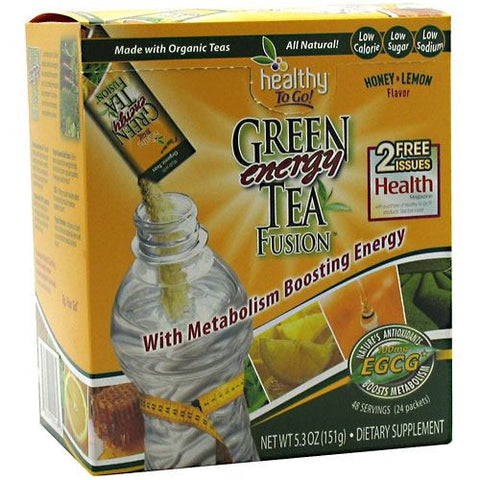 Healthy To Go! Green Tea Fusion