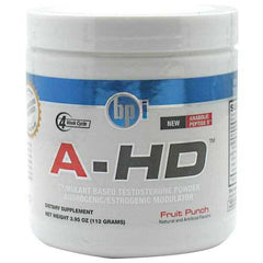 BPI A-HD Yohimbe Free - TrueCore Supplements  - 1