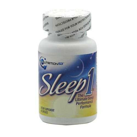 Nutrition53 Sleep1 - TrueCore Supplements
