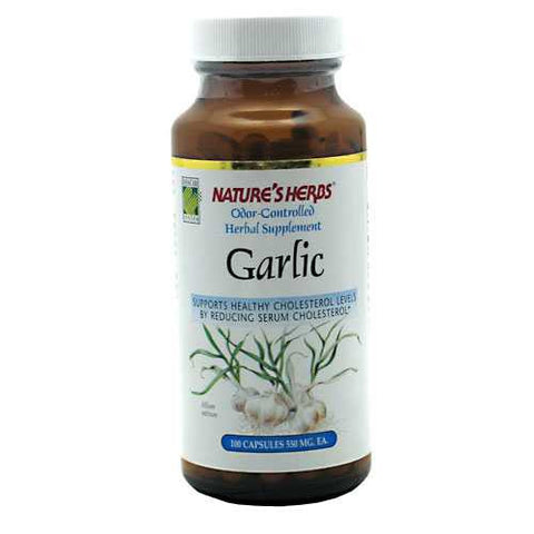 Natures Herbs Garlic