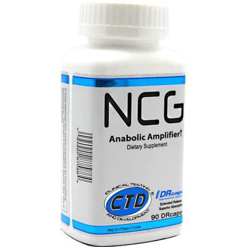 CTD NCG - TrueCore Supplements
