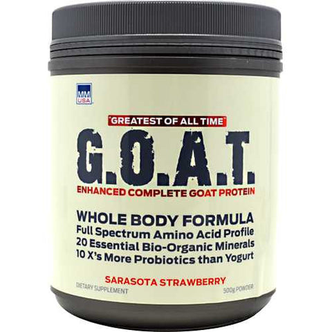 MM USA GOAT - TrueCore Supplements  - 1