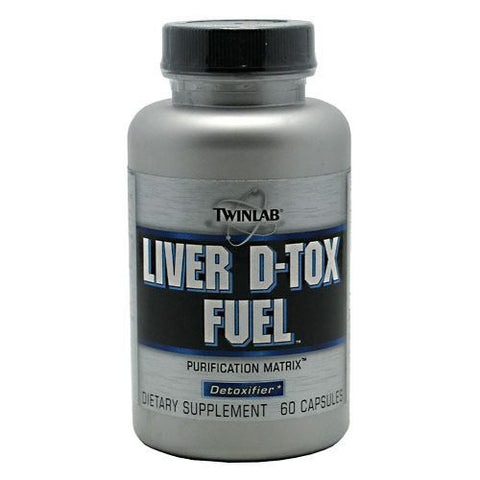 TwinLab Detoxifier Liver D-Tox Fuel - TrueCore Supplements