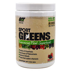 GAT Sport Naturals Sport Greens - Mixed Berry - 30 Servings - 816170021444