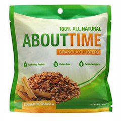 SDC Nutrition About Time Granola - TrueCore Supplements