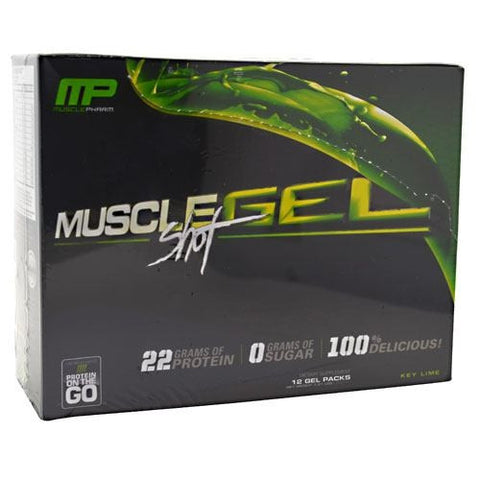 Muscle Pharm MuscleGel Shot - TrueCore Supplements  - 1