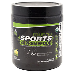 Divine Health Fermented Sports Supremefood - Lemon-Lime - 30 Servings - 855522003493