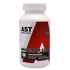 AST Sports Science Multi-Pro 32X - 200 Tablets - 705077002871