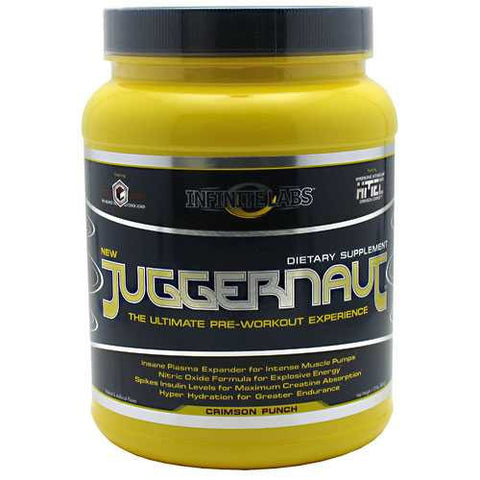 Infinite Labs Juggernaut - TrueCore Supplements