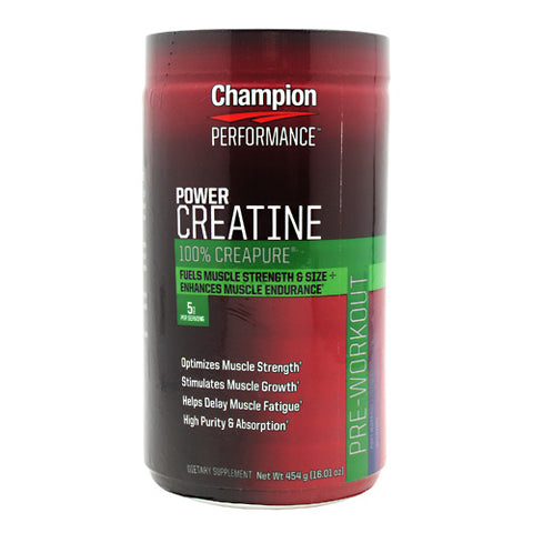 Champion Nutrition Power Creatine