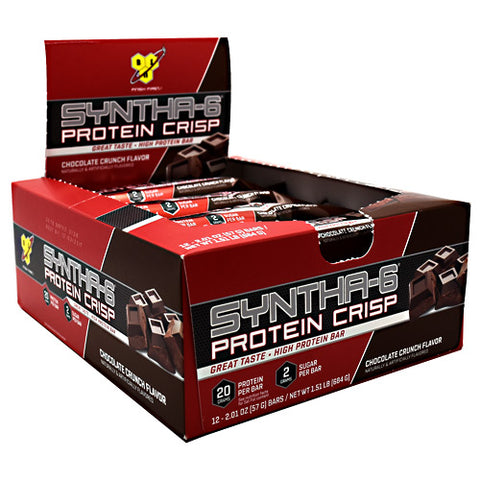 BSN Syntha-6 Protein Crisp