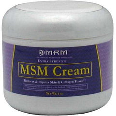 MRM MSM Cream - TrueCore Supplements