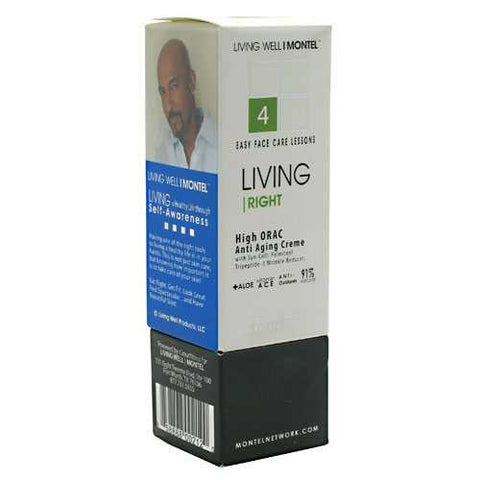 Cinsay Living Right High ORAC Anti Aging Crème