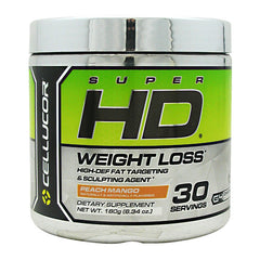 Cellucor Super HD Powder - Peach Mango - 30 Servings - 810390024872