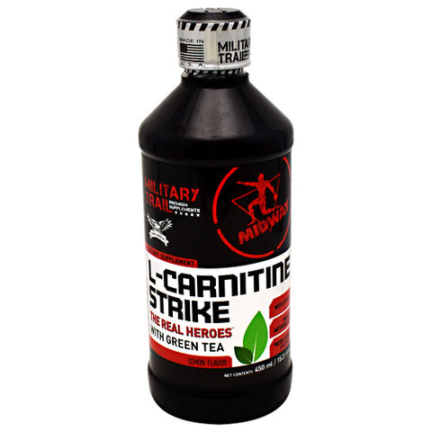 Midway Labs Military Trail Premium Supplements L-Carnitine Strike