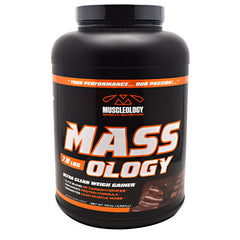 Muscleology Sports Nutrition Mass-Ology - Chocolate - 7.8 lbs - 829263000127